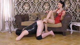 Amazing sex video Stockings craziest ever seen