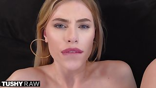 TUSHYRAW all she Thinks about all Day is Assfucking Sex