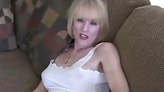 Another uninhibited sex adventure from the popular and sexy swinger granny