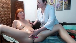 Hot amateur lesbian massage and identity card