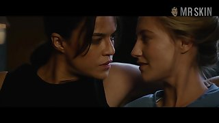 Nude Michelle Rodriguez and Jordana Brewster compilation video