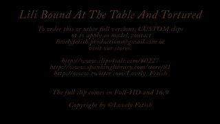 Clip 3Lil Lili Bound On The Directorship - 20:50min, Sale: $5