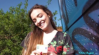 Dazzling cam sex with a Czech clumsy with munificence ass