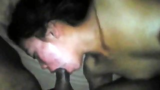indonesian Maid Gets Fucked In Along to Mouth Hard By Pakistani