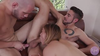 My Artful Bisexual Mmf Threesome With Wolf Hudson And Dante Colle